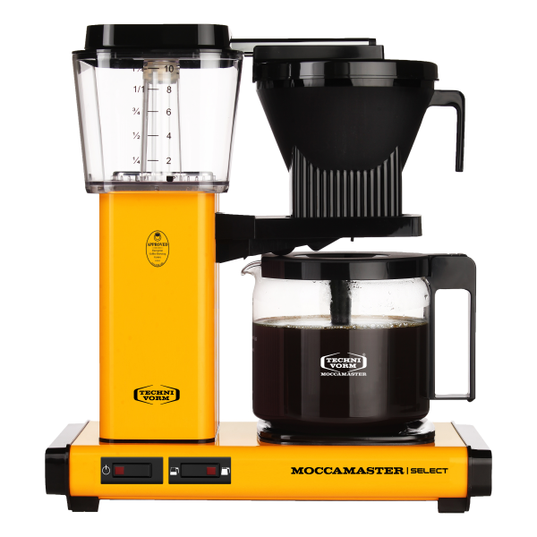 Moccamaster KBG 741 Select Yellow Pepper