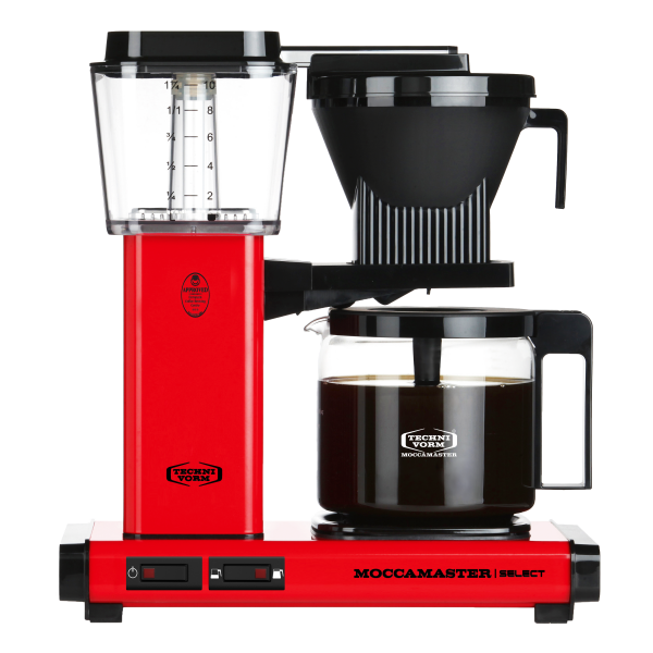Moccamaster KBG 741 Select Red