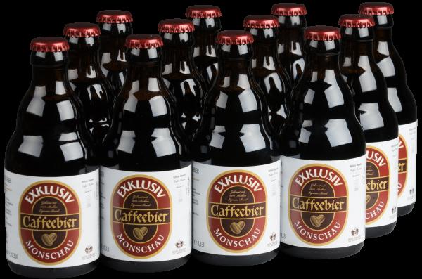 Maassens Caffeebier 12x0,33 Liter-Flasche