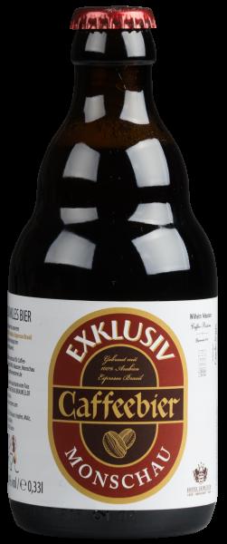 Maassens Caffeebier 0,33 Liter-Flasche
