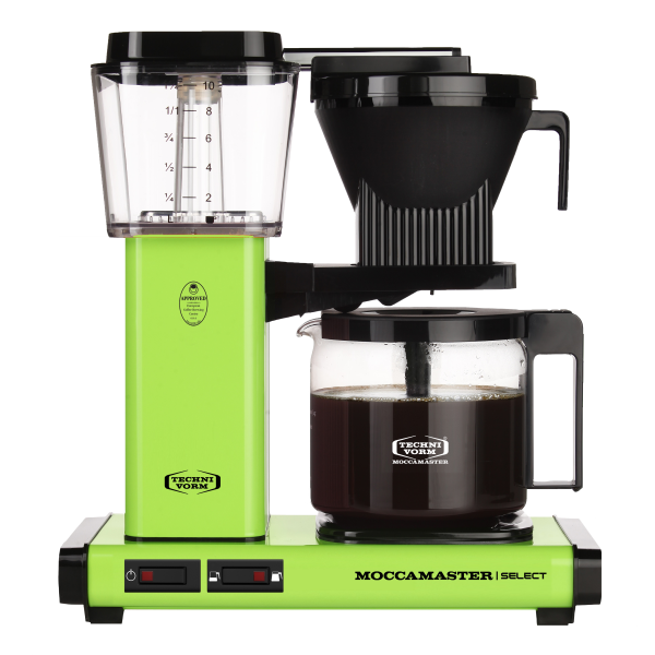 Moccamaster KBG 741 Select Fresh Green